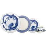 Blue Dragon Five-Piece Place Setting | Gracious Style