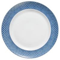 Blue Dragon Service Plate | Gracious Style