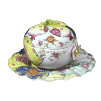 Tobacco Leaf Pomegranate Bx&St | Gracious Style