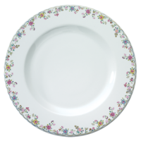 Tobacco Leaf Service Plate | Gracious Style