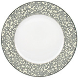Salamanque Platinum Ivory Salad Plate | Gracious Style