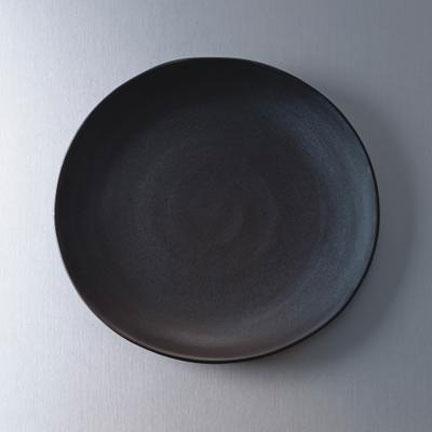 Barre Slate Side Plate | Gracious Style & Simon Pearce Barre Slate Dinnerware | Gracious Style