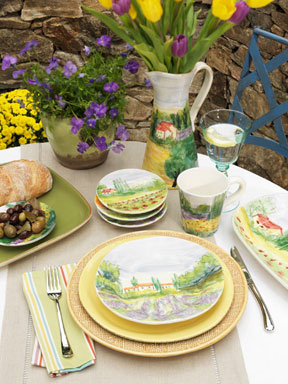 The Vietri Story Handcrafted Italian Dinnerware & The Vietri Story: Handcrafted Italian Dinnerware | Gracious Style Blog