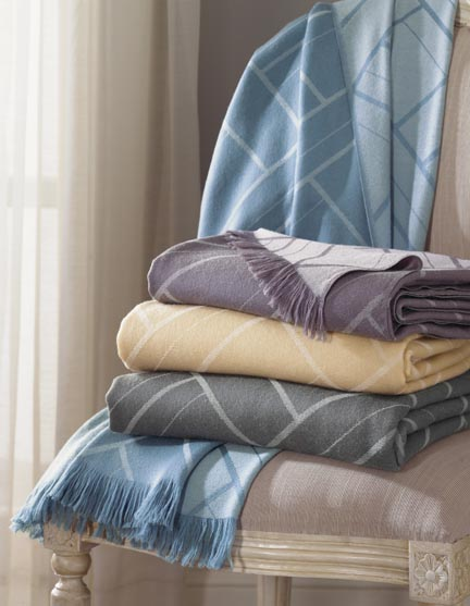 Watch A Video Of The New Fall Bedding From Sferra