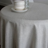 Stockholm Linen Tablecloth