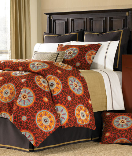 Tribal Thread Bedding