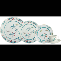 Famille Verte Five Piece Place Setting  | Gracious Style