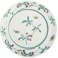 Famille Verte Dinner Plate 10 in | Gracious Style