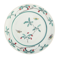 Famille Verte Dessert Plate 8.5 in | Gracious Style