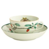Famille Verte Tea Cup/Saucr | Gracious Style