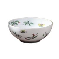 Famille Verte Small Bowl 7.5 in | Gracious Style