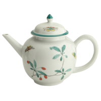 Famille Verte Teapot 6.5 in | Gracious Style