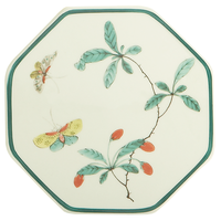Famille Verte Octag. Tile | Gracious Style