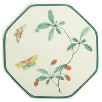 Famille Verte Octag. Tile | Gracious Style