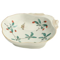 Famille Verte Shell Dish 8 in | Gracious Style