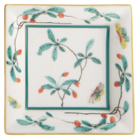 Famille Verte Small Ashtray | Gracious Style