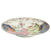 Tobacco Leaf Rim Soup Plate 10 in | Gracious Style