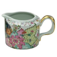Tobacco Leaf Creamer 3 in | Gracious Style