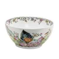Tobacco Leaf Bowl - 8 Inch  | Gracious Style