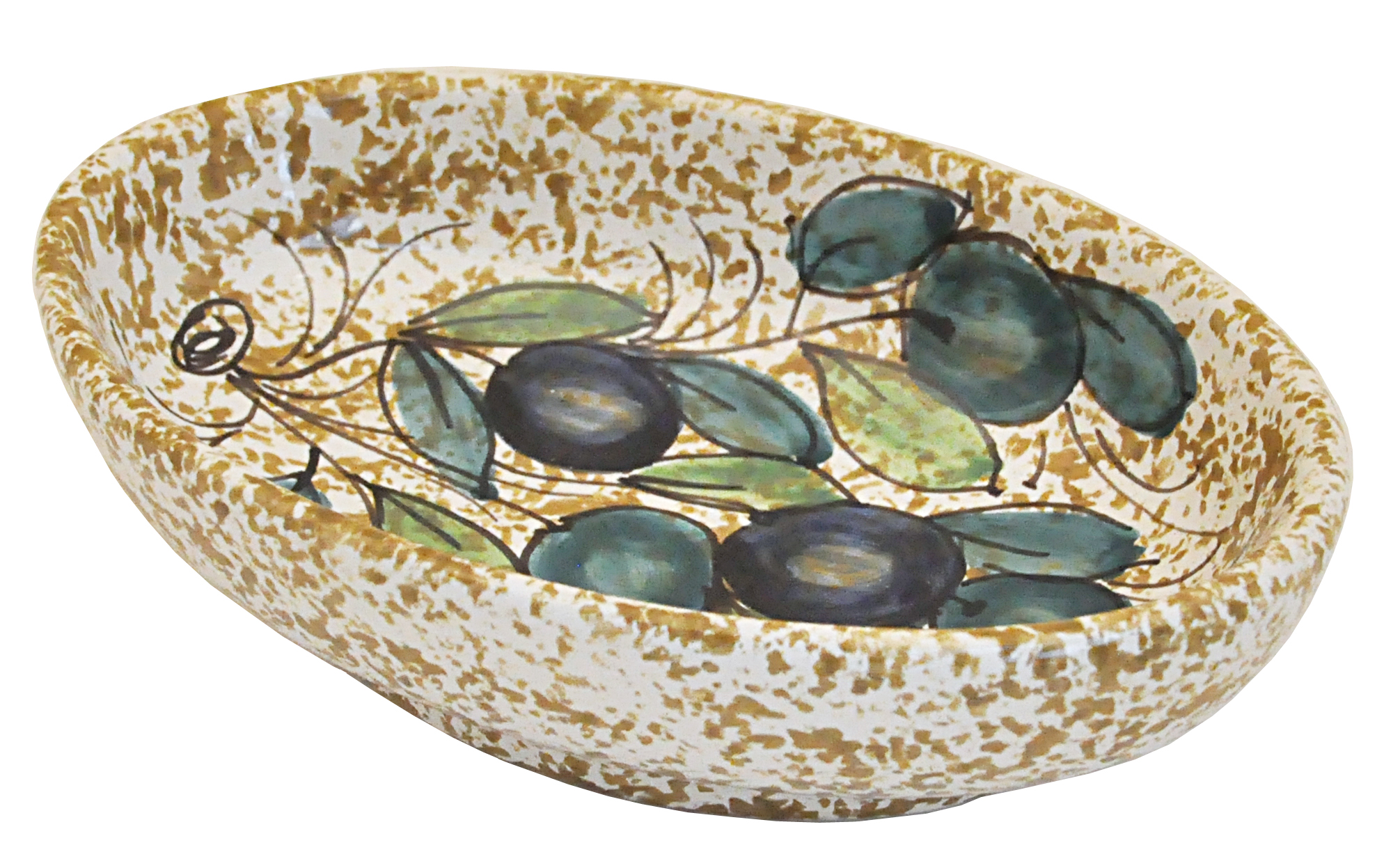 Black Olive Oval Bowl 4 in X 5.5 in X 1.5 in   Gracious Style  sc 1 st  Gracious Style & Abbiamo Tutto Black Olive Dinnerware   Gracious Style