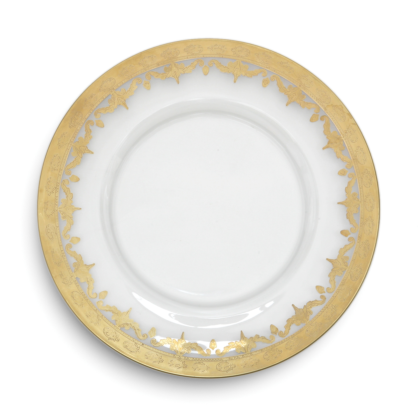 Arte Italica Vetro Gold Dinnerware | Gracious Style