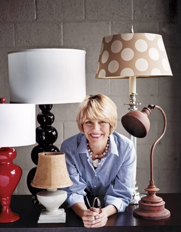 Delightful From Garage To High End Hotel: Barbara Cosgroveu0027s Sophisticated Lamps