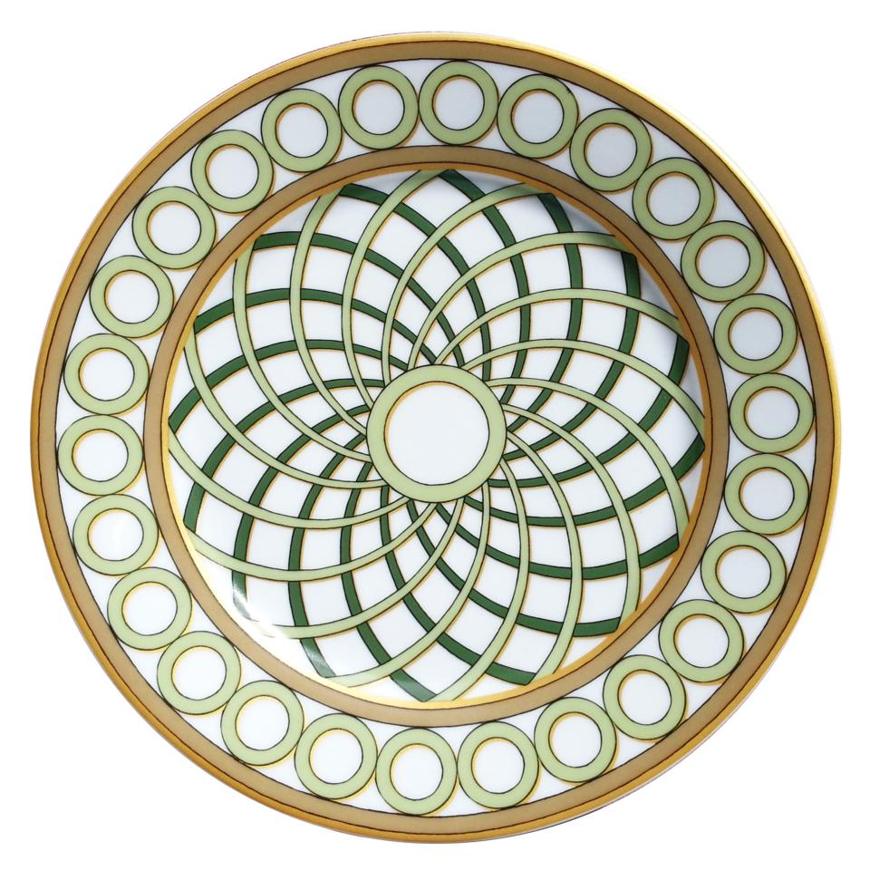Royal limoges jardin francais dinnerware gracious style for Jardin francais