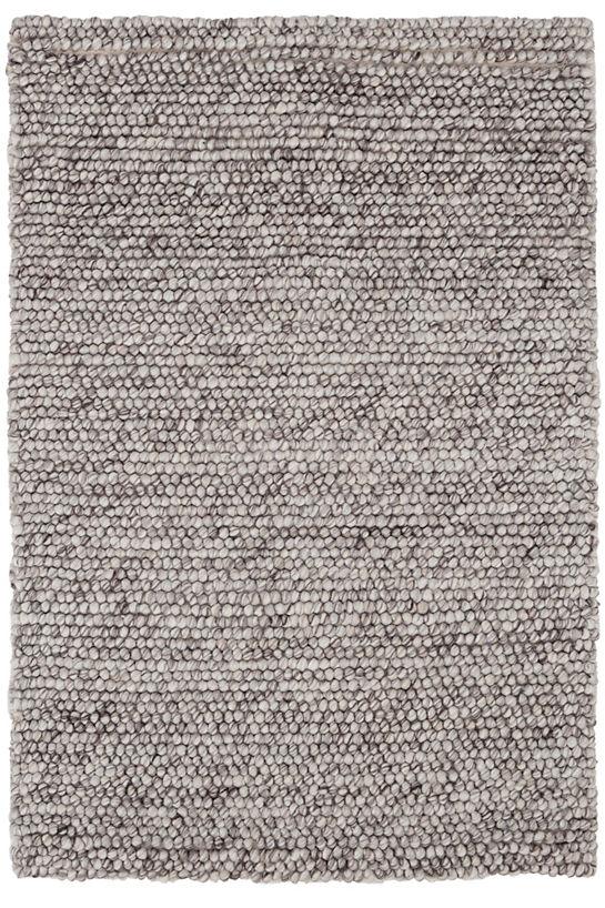 dash & albert niels grey woven wool viscose rugs   gracious style