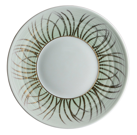 Hemisphere Toundra Spring Bread u0026 Butter Plate  sc 1 st  Gracious Style & J.L. Coquet Toundra Spring Dinnerware | Gracious Style