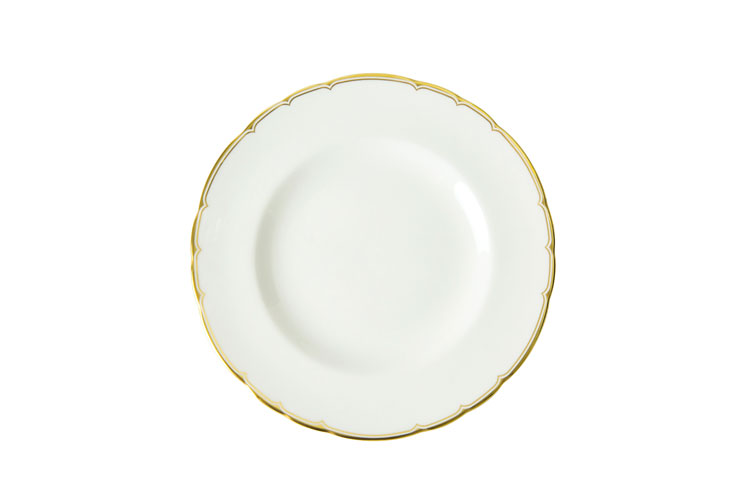 Chelsea Duet Bread and Butter Plate 6.25 in. Round  sc 1 st  Gracious Style & Royal Crown Derby Chelsea Duet Dinnerware | Gracious Style