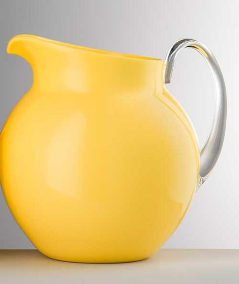 Pallina Yellow Pitcher