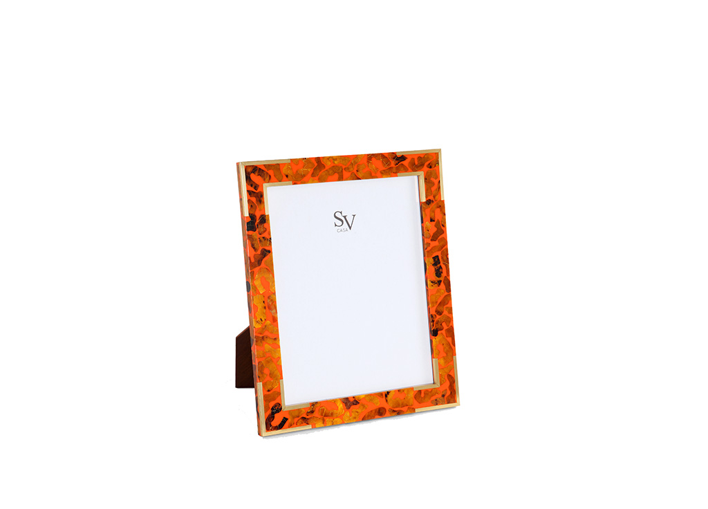 SV Casa Safari Orange Frames | Gracious Style