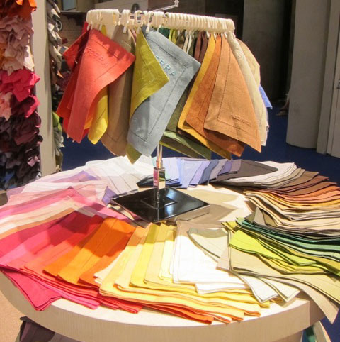 Festival Table Linens: Now in 101 Colors!