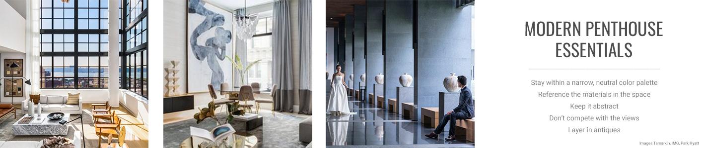 Modern Penthouse: The Essentials