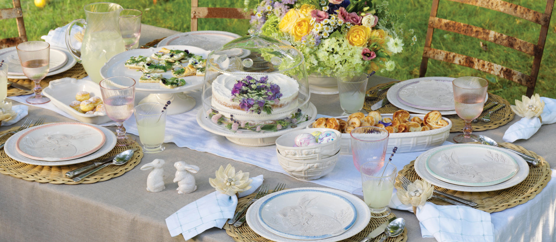 EASTER GARDEN PARTY Sunday, April 16
