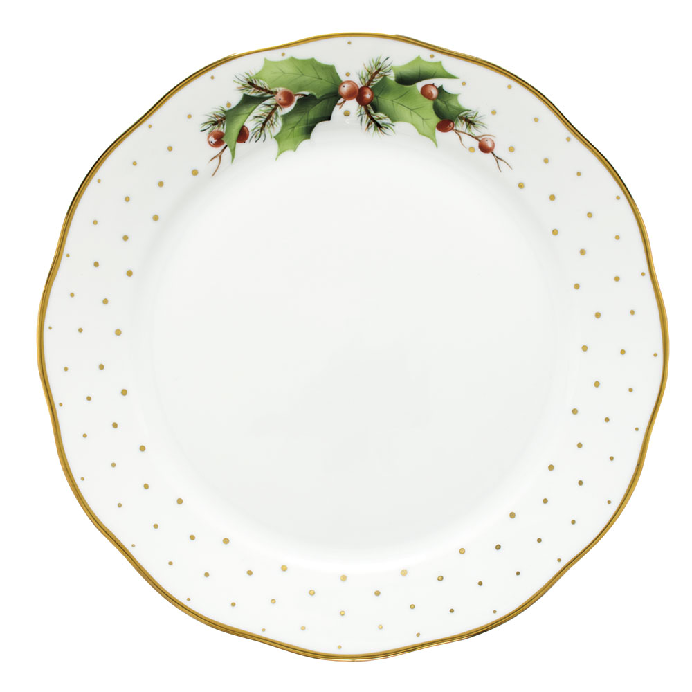 Noels-X2 Winter Shimmer Dinner Plate 10.5  sc 1 st  Gracious Style & Herend Winter Shimmer Dinnerware | Gracious Style