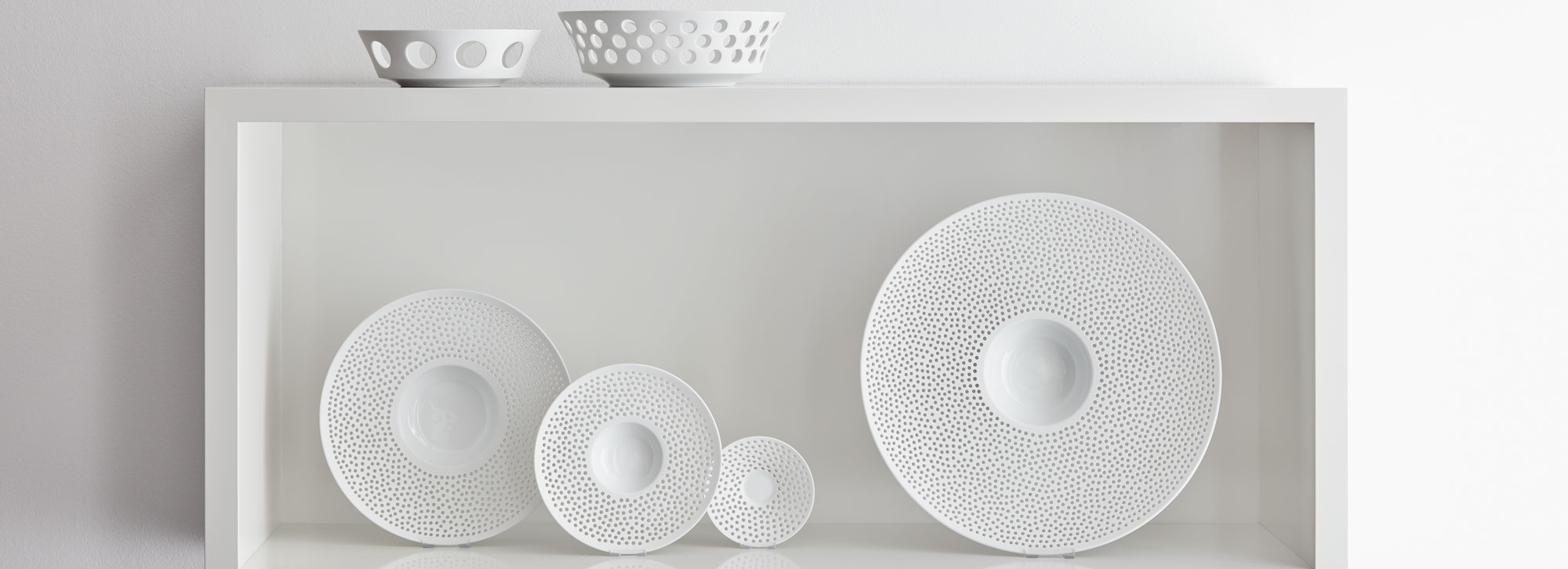 German porcelain maker Hering Berlinu0027s refined porcelain dinnerware collections are designed by Stefanie Hering whose deep passion for the craft led her to ...  sc 1 st  Gracious Style & Hering Berlin German Porcelain Dinnerware | Gracious Style