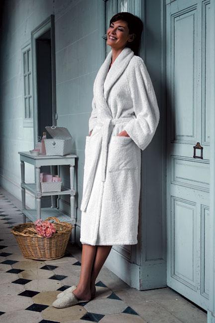Yves Delorme Bath Robe
