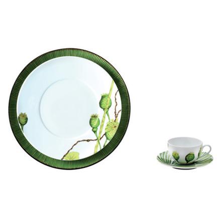 Medard de Noblat Ikebana Dinnerware From $30  sc 1 st  Gracious Style & Medard de Noblat: Tres Chic Limoges Dinnerware   Gracious Style Blog