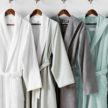 Wrapped in Luxury: Soft Robes