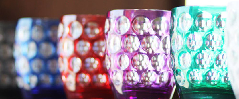 Mario Luca Giusti Acrylic Barware Stemware Serving Pieces | Gracious Style