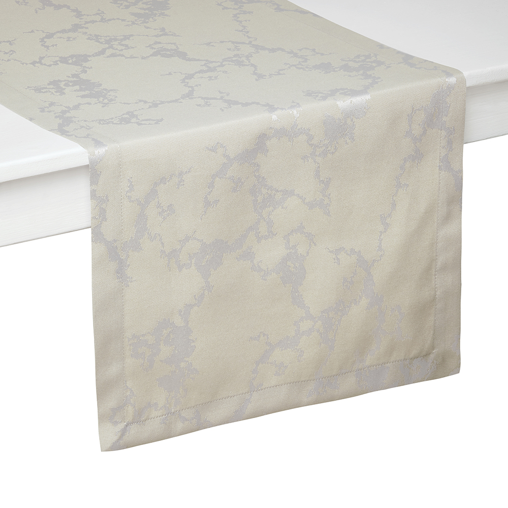 Exceptionnel Carerra Stain Resistant Runner Taupe 16x108 | Gracious Style