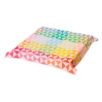 Origami Multico Tablecloth Rect 55 x 102 in | Gracious Style