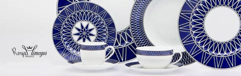 As the oldest porcelain factory in the French city of Limoges Royal Limoges boasts a long history of creating hand crafted dinnerware from its own kaolin ... & Royal Limoges Porcelain Dinnerware | Gracious Style