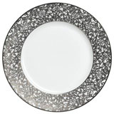 Salamanque Platinum Dinner Plate 10.5 in Round | Gracious Style