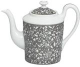 Salamanque Platinum Coffee Pot 6 Cup   Gracious Style