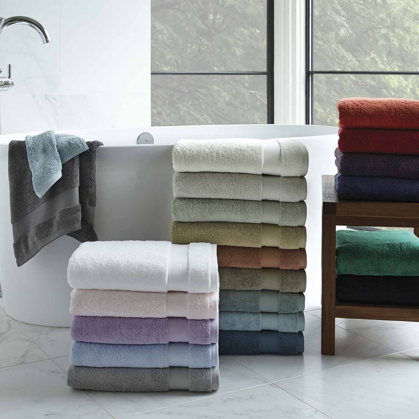 Kassatex Kassadesign Brights Bath Rugs Gracious Style