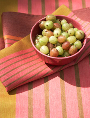 Libeco Home's New Belgian Stripe Table Linens | Gracious Style Blog