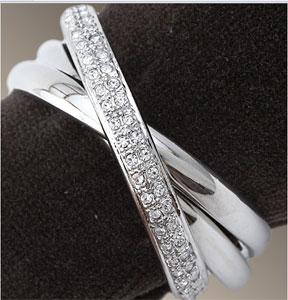Three Rings Napkin Rings