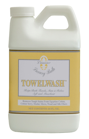 LeBlanc Towel Wash for Cleaning Luxury Bath Linens